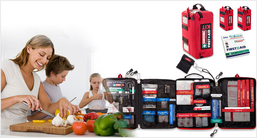 First Aid Kits for the Family