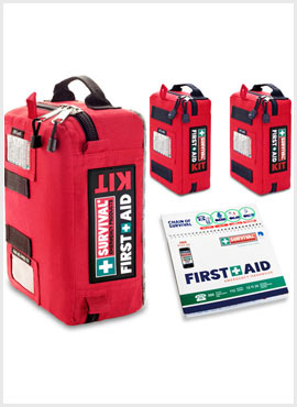 Survival Family First Aid Kit Bundle